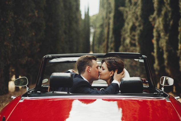 cabriolet mariage