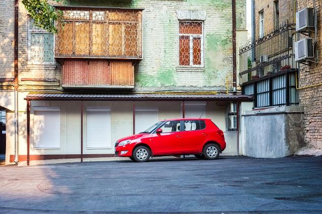 Peugeot sur route