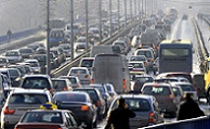 trafic urbain