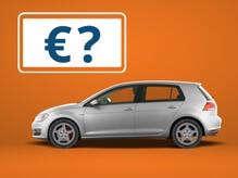 Combien vaut ma voiture ?