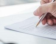 Le certificat d'immatriculation pour vendre une auto