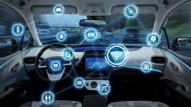 wifi à bord voiture